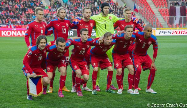 Cech's Czech team will look to make an impact. | Source: sportsczechout