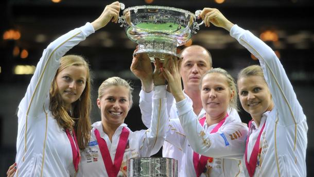 Czech Republic are the current holders of the Fed Cup