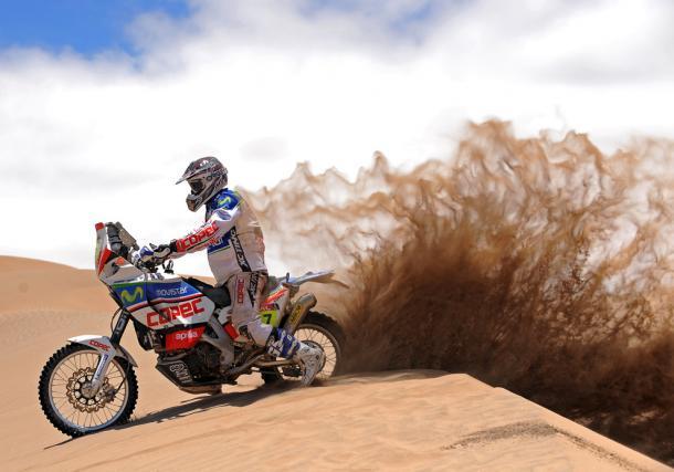 Fonte: Dakar official page