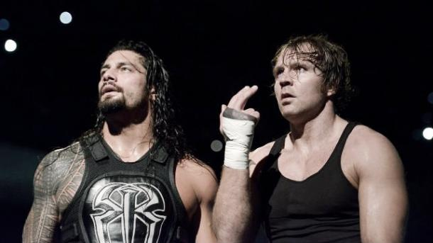 Ambrose's popularity has been a major roadblock for Reigns (image. Pinterest.com)