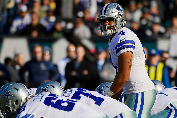Dak Prescott faces a tough Green Bay Packers squad. | Photo: Getty Images