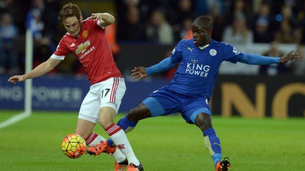 Kante has had an outstanding season.   Source: Sky Sports