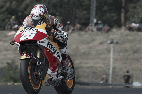 Pedrosa took fifth at Brno last year | Photo: Mirco Lazzari gp/Getty Images