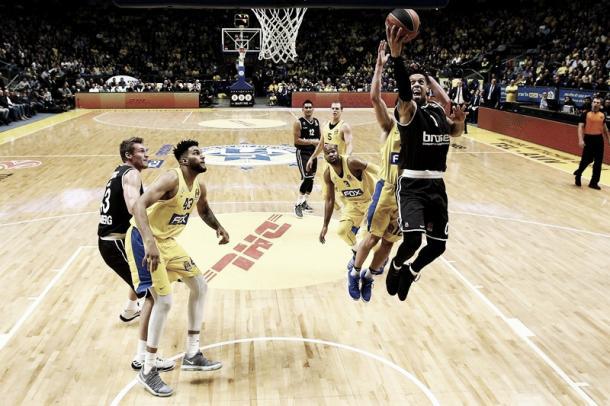 Daniel Hackett fue uno de los más destacados en Israel/ Foto: Euroleague.net