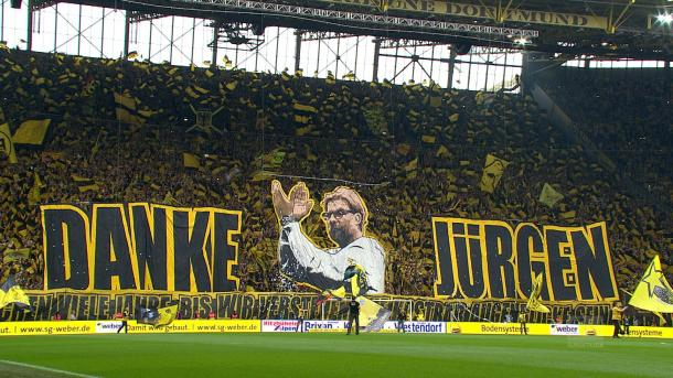 Klopp's management was instrumental in helping Dortmund back to the top. (Picture: Getty Images)