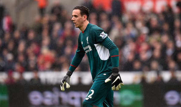 Danny Ward will miss the Reds' final two league games through injury. (Picture: Getty Images)