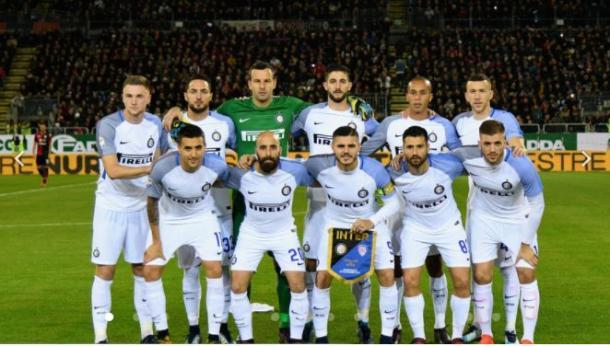 Once inicial del Inter | Foto: Inter