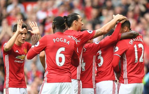 Jogadores celebram resultado positivo | Foto: