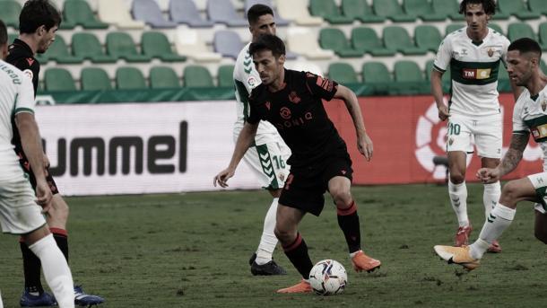 David Silva./ Foto: Real Sociedad