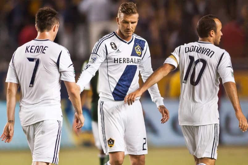 Los tres Designated Player de LA Galaxy con mejor rendimiento (dsvdedommel)