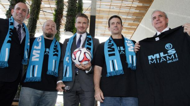 After years of stops and starts, Miami will have a MLS team in the near future | Source: Alexia Fodere-Associated Foreign Press