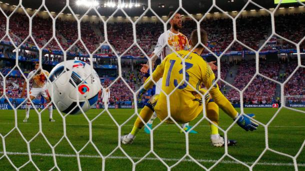 De Gea will be looking to forget the mistake against Croatia (Photo: Getty Images)