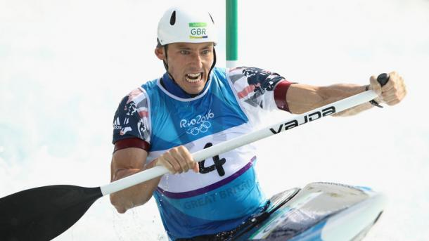 David Florence claimed silver medals at the last two Olympics Games.   Photo: Getty Images