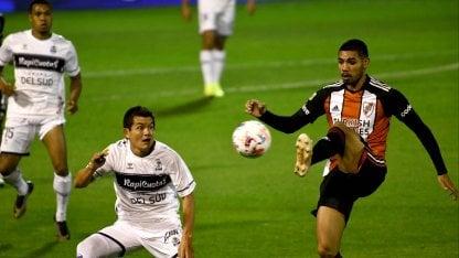Lleva 29 partidos y un gol con La Banda. (Foto: web)