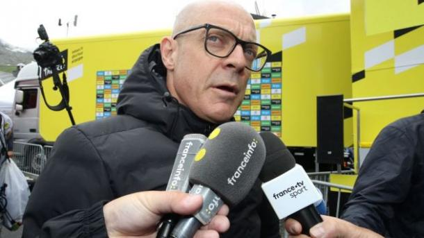 Dave Brailsford, jefe del equipo INEOS, imagen: Getty Images.