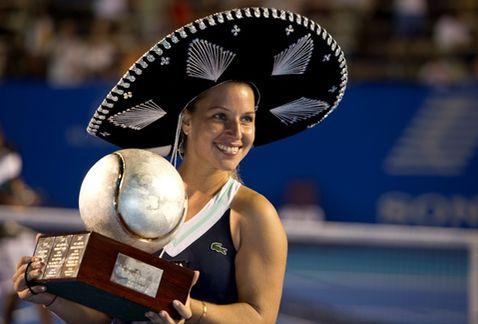 Cibulkova won in Acapulco two years ago | Photo: laaficion
