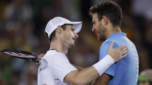 Del Potro more than played his part in a classic encounter. (Photo: Deccan Chronicle)