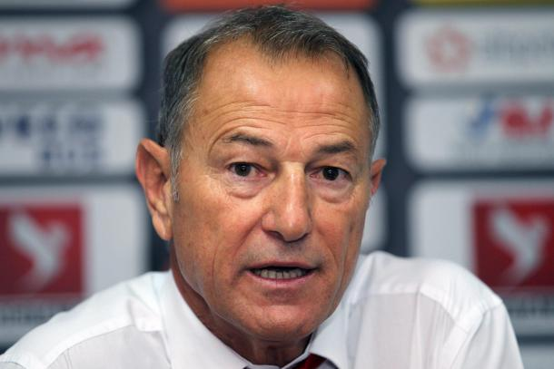Albania head coach, Gianni De Biasi | Photo: Gazetta World