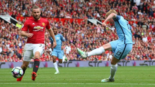 Qui Manchester, City contro United: derby Guardiola-Mourinho senza veleni
