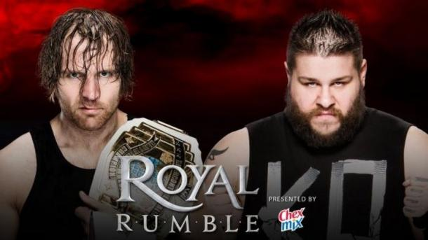 Who will be the last man standing? Photo: WWE