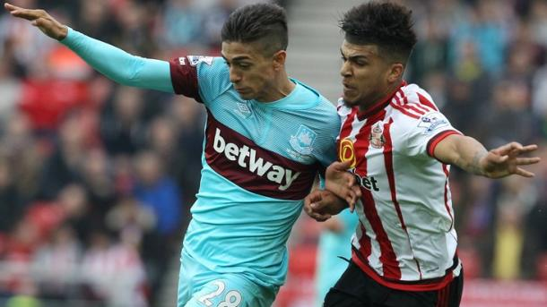 Yedlin (right) has become a mainstay in the Sunderland team since Christmas. (Photo: Tottenham Hotspur FC)