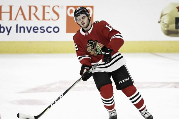 Alex deBrincat Foto secondcityhockey.com