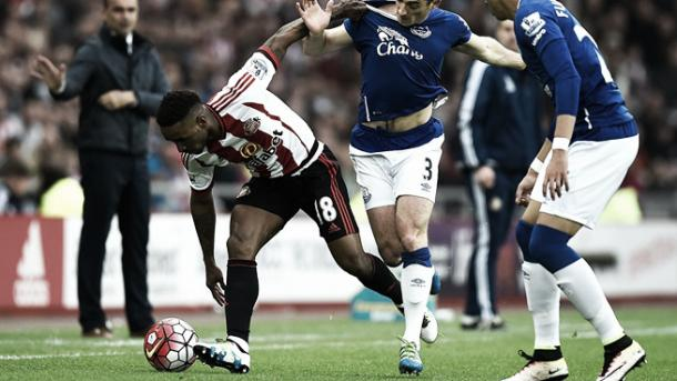 Defoe is just one goal away from becoming the joint 10th top scorer in Premier League history. (Photo: Sunderland AFC)