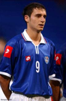 Jugando para Serbia y Montenegro sub 21 | andrijadelibasic.jimdo