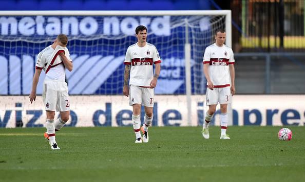 Decepção na reta final da Serie A; time irá para o terceiro ano consecutivo sem disputar uma competição europeia (Foto: Getty Images)