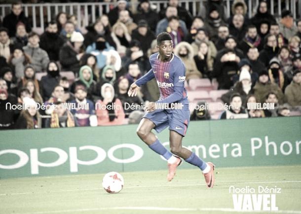 Dembélé, fichaje veraniego del FC Barcelona | Foto: Noelia Déniz - VAVEL