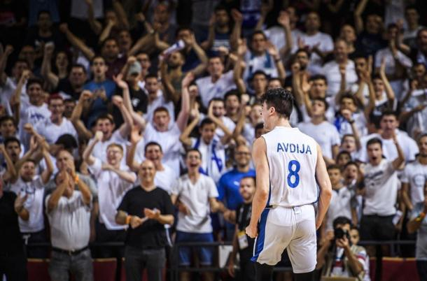 Deni Avdija I Foto: FIBA