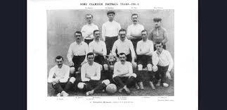 Tottenham ganador de la FA Cup 1901. Foto: Tottenham Hotspur.