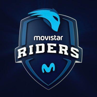Logo de Movistar Riders