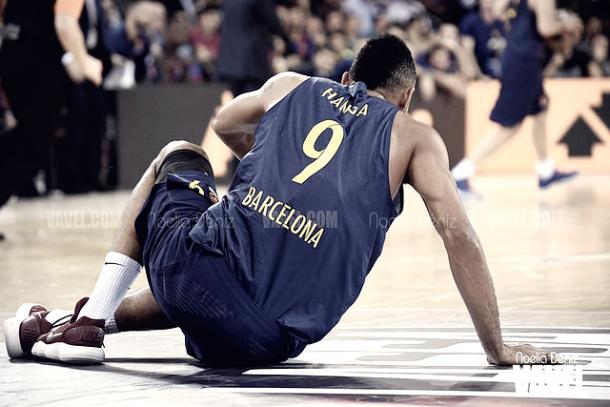 Hanga es uno de los pilares del equipo. Foto: Noelia Déniz