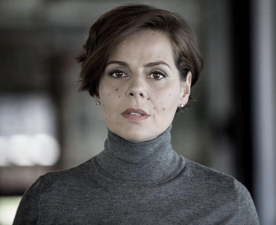 La actriz Miryam Gallego  | Fuente: Miguel Romero