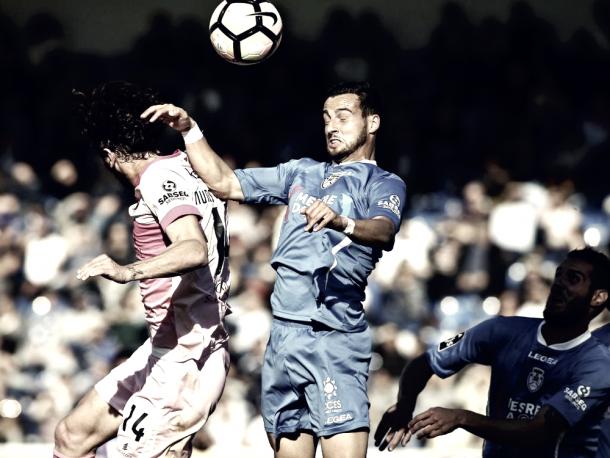 Chaves vio como Feirense convertía un 0-2 en un 3-2. Foto: GD Chavesç