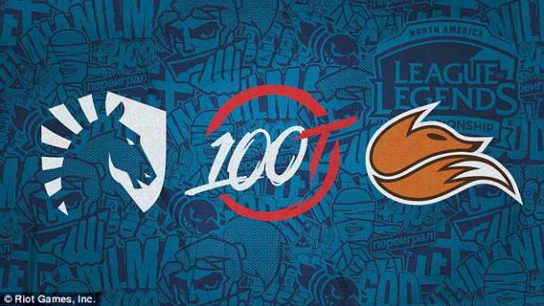 Logos de los equipos de NA