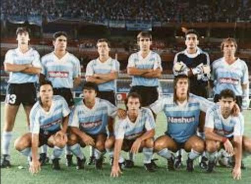 Racing Club 1989 | Foto: ATV