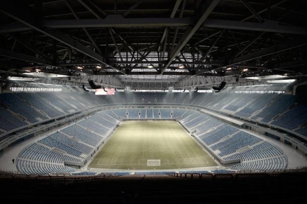 Estadio Krestovksi | Fuente: Getty Images