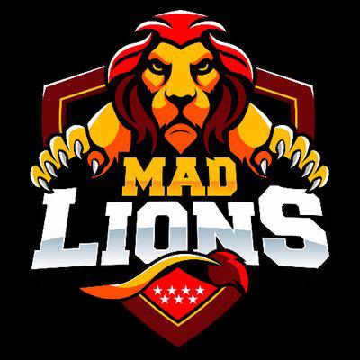 Logo de Mad Lions E.C.