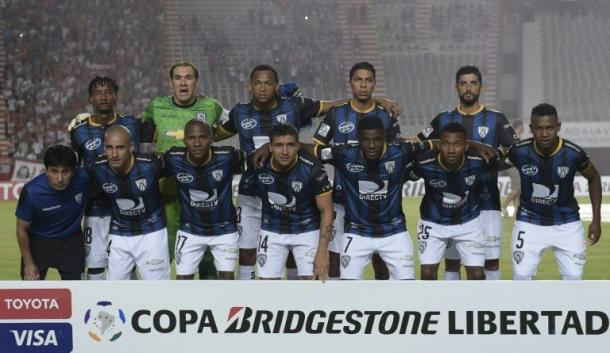 Independiente del Valle of Ecuador. Photo: PasionFutbol