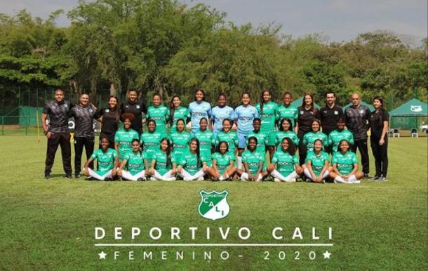 Foto: Deportivo Cali Femenino