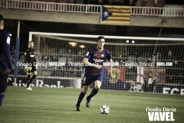Martínez, disputando un partido | Foto: Noelia Déniz - VAVEL