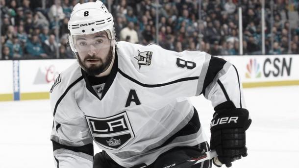 Drew Doughty | Fuente: NHL