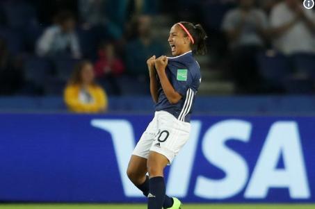 Dalila Ippolito | Fuente: FIFA