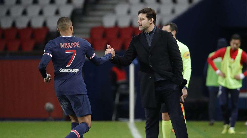 Pochettino se encomendará a Mbappé para superar al Barcelona / FOTO: PSG