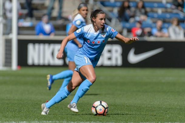 Vanessa Dibernardo | Photo: Chicago Red Stars