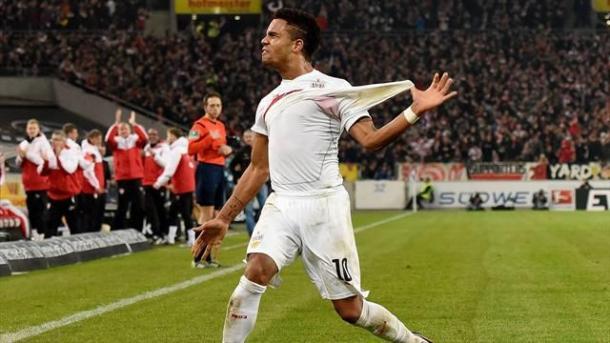Stuttgart say goodbye to former star man, Daniel Didavi. | Source: footballbeats