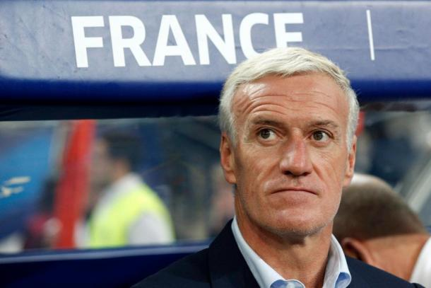 Didier Deschamps, seleccionador de Francia / Foto: Shutterstock
