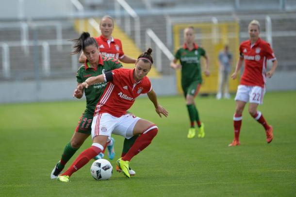 Bayern and Freiburg battled it out for a 1-1 all draw | Source: wolfsburg.sportbuzzer.de